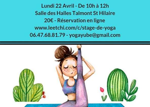 Stage – 22 Avril 2019