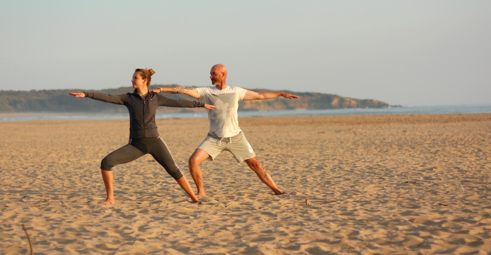 Yoga méditation relaxation à Talmont Saint Hilaire