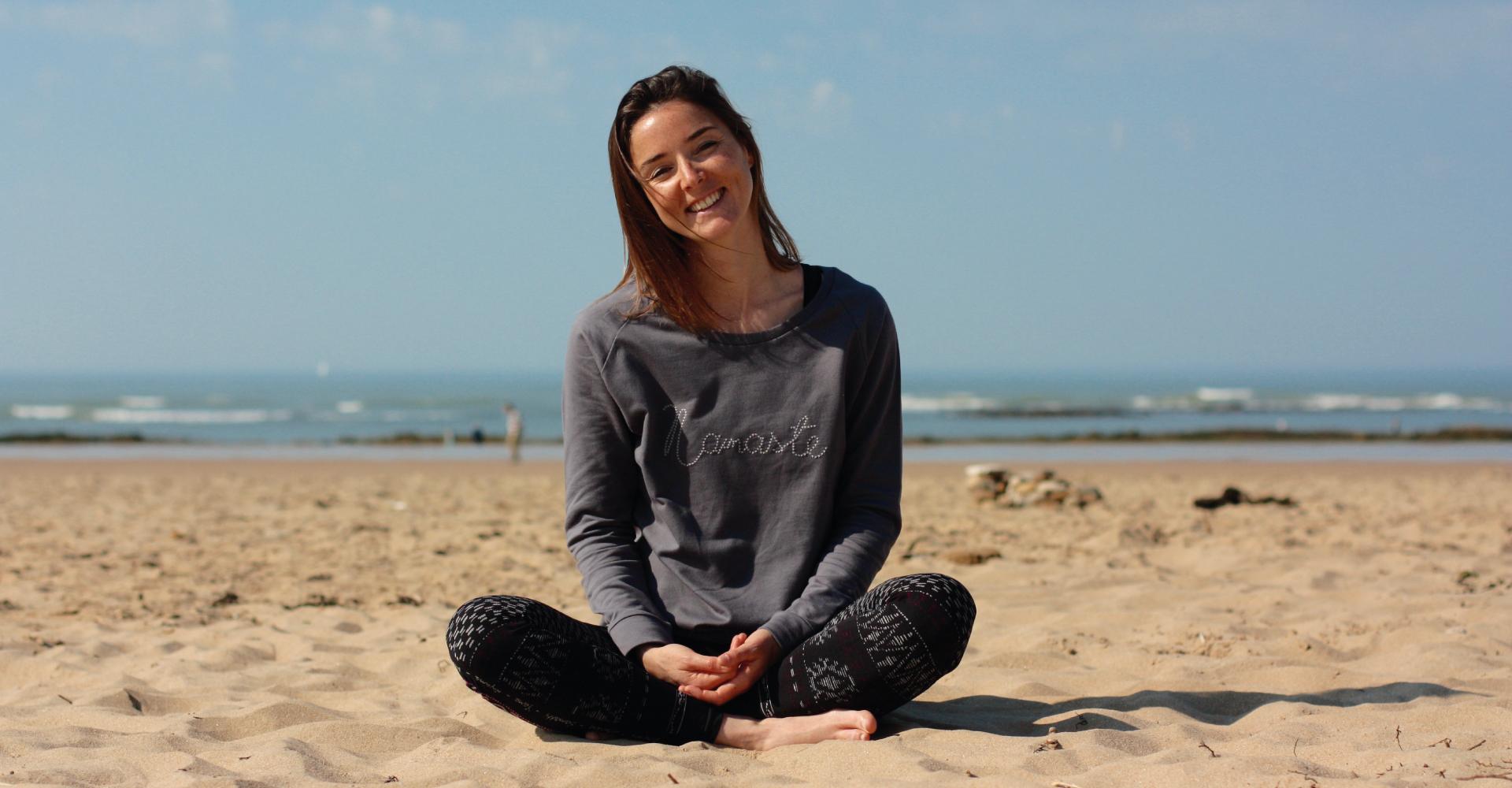 YUBÉ, cours de yoga aux Sables d'Olonne