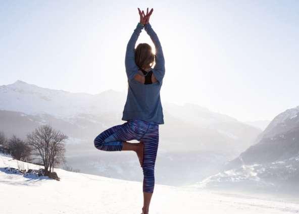 Stage de Yoga de Décembre