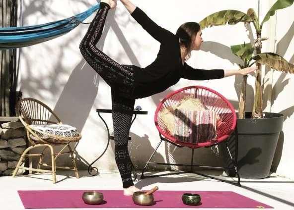 Yubé Yoga en vidéo